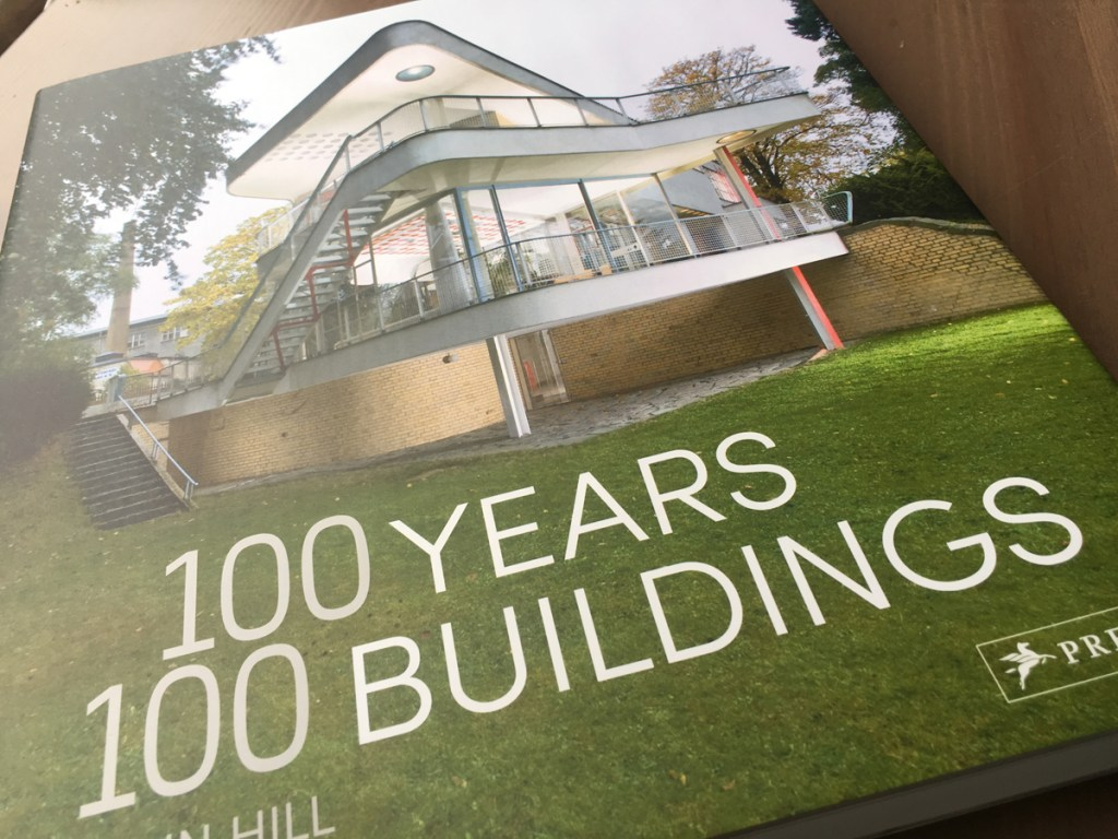 """""""100 Years, 100 Buildings"""" Surveys Remarkable Architecture From 1916 to 2015"""