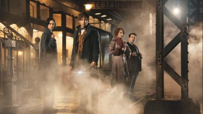 """Fantastic Beasts and Where to Find Them"" Proves J.K. Rowling's Wizarding World Has Legs"