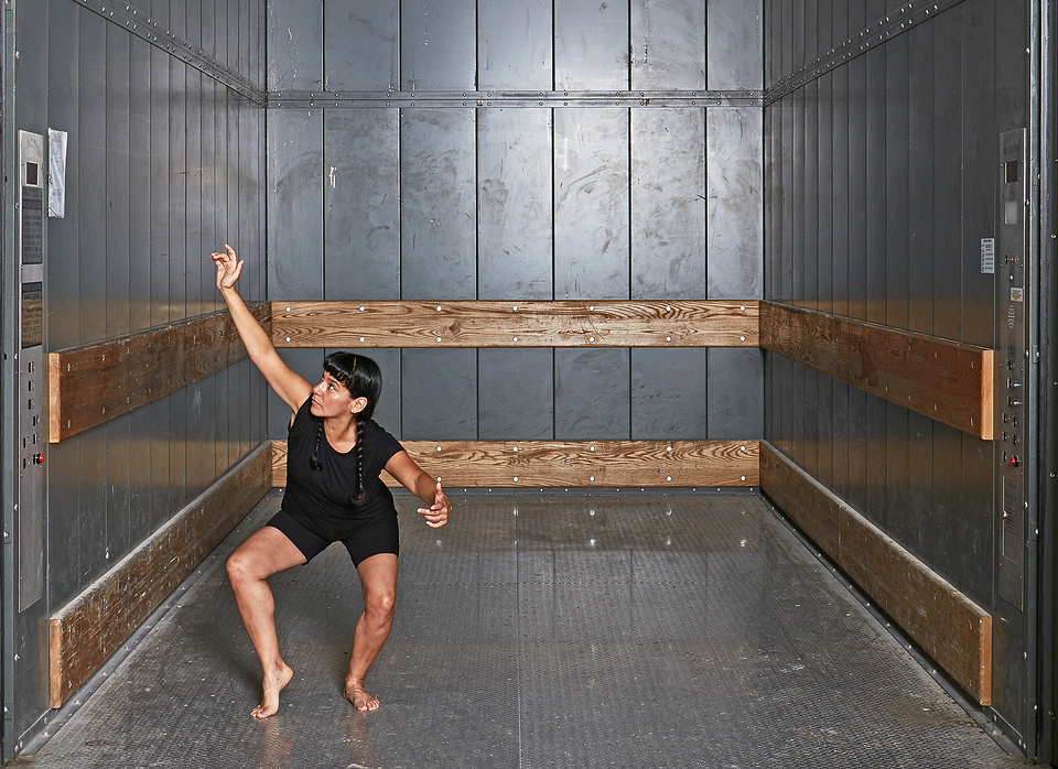Choreographers' Evening 2016 at the Walker Art Center: Dancers at War