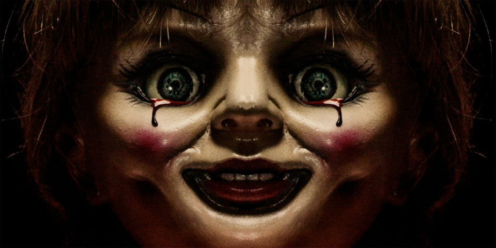 "Things You Wonder While Watching ""Annabelle: Creation"""