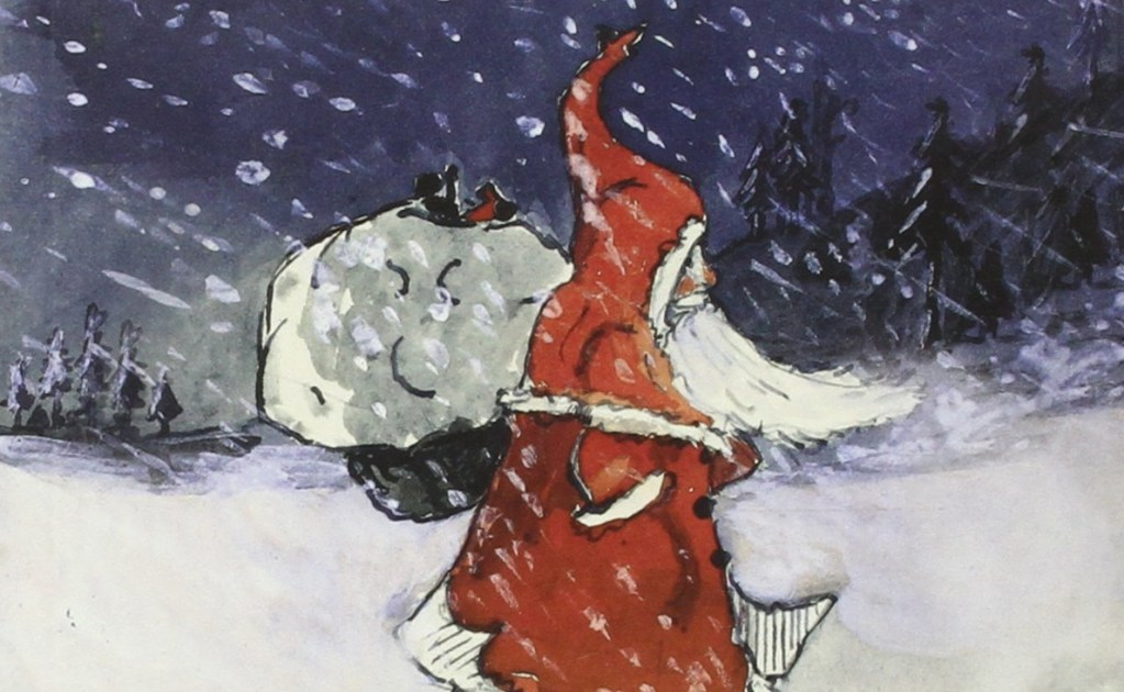 """Christmas Audiobook Review: J.R.R. Tolkien's """"Letters from Father Christmas"""""""