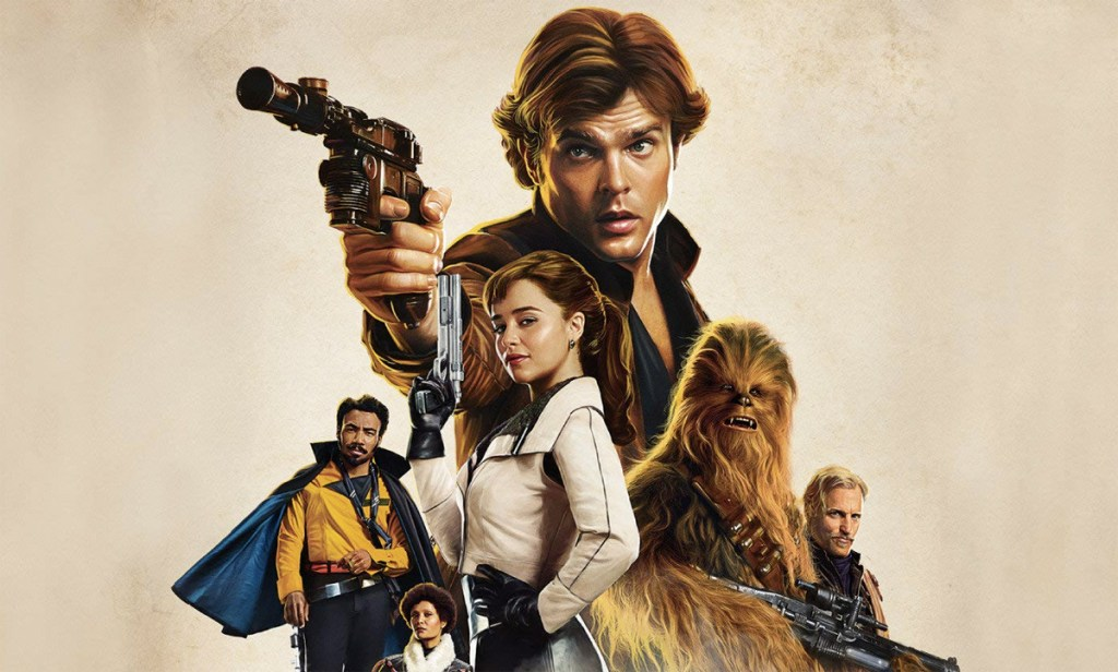 """Review: """"Solo"""" Audiobooks Bring an (Overly) Expanded Star Wars Story Into Your Earbuds"""