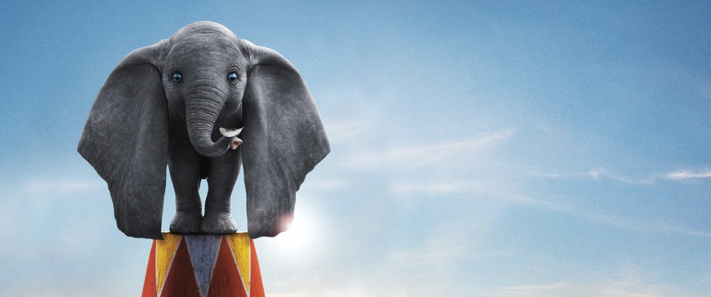 "Movie Review: Tim Burton's ""Dumbo"" Is the Best Flying-Elephant Movie of the Year"