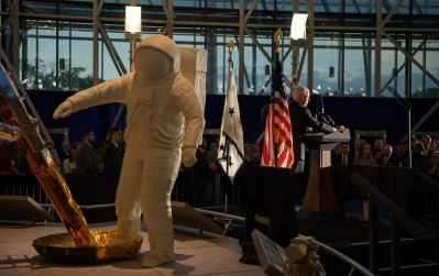 Is the Apollo 11 Anniversary Inspiring or Depressing?