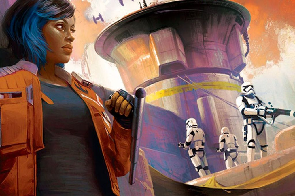 Audiobook Review: Star Wars Adventures Introduce the World of Galaxy's Edge