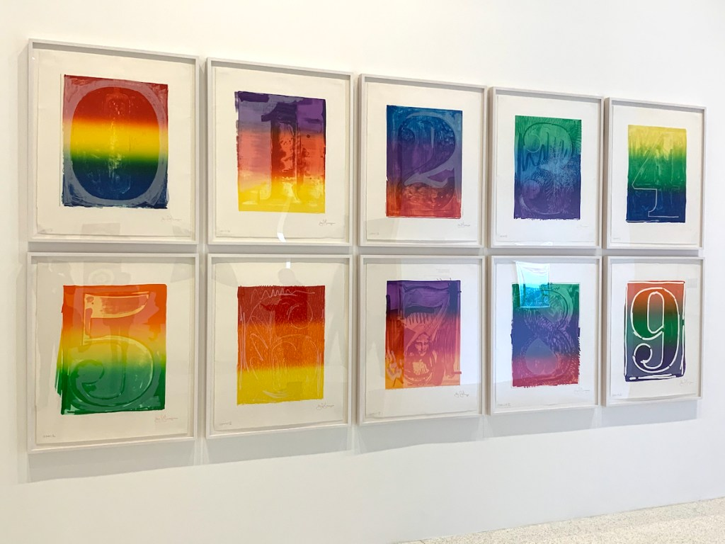 """An Art of Changes"" Brings a Lifetime of Jasper Johns Prints Back to the Walker Art Center"