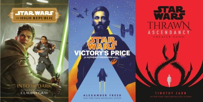 Audiobook Review: Star Wars Springs Into Its Past, Present, and Future