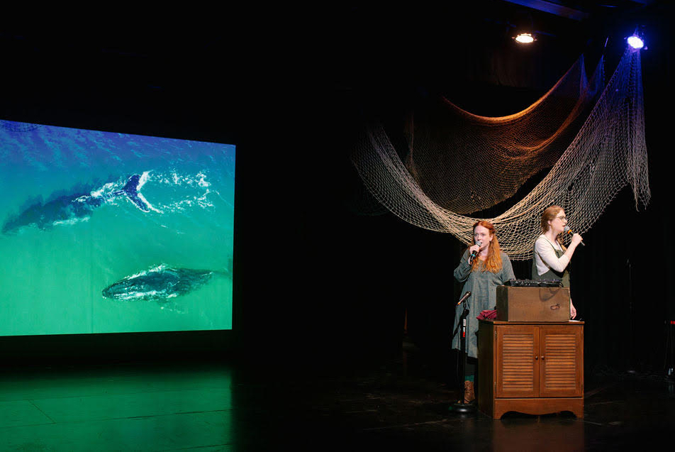 """Theater Review: Theatre Elision Finds Safe Harbor With """"Islander"""""""