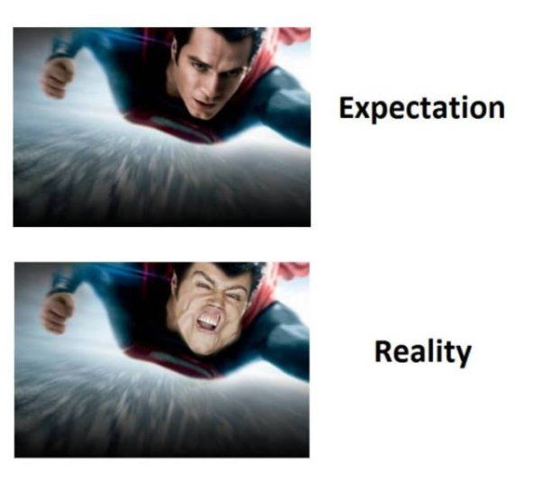 Expectations Vs Reality November 9 2017 2 The Tango