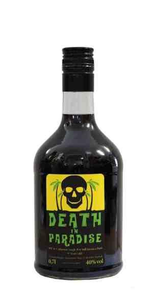 Death In Paradise Rum - 9 Jahre-thetankcompany.de