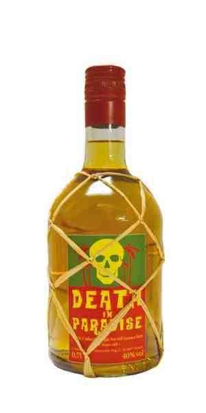 Death In Paradise Rum - 3 Jahre-thetankcompany.de