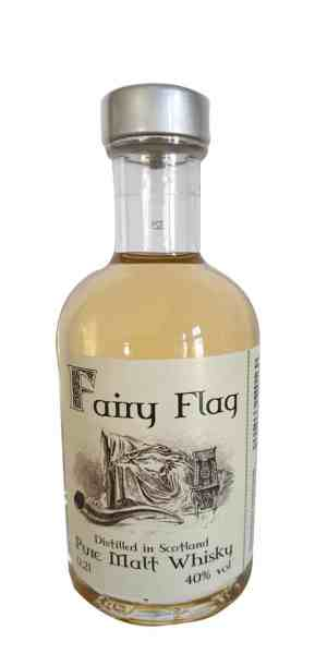 Fairy Flag Whisky als 0,2 l Mini-Tank