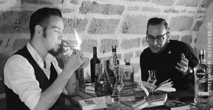 Literarische Destille am 20.05.2021 in der Stallwache-Westwerk