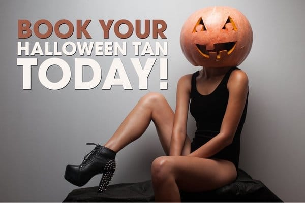 Fantastic Halloween Deal at The Tanning Shop!
