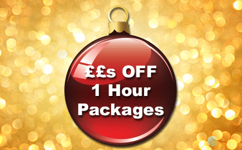 23rd – 24th December££s OFF 1 Hour Packages