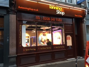 The Tanning Shop Crouch End