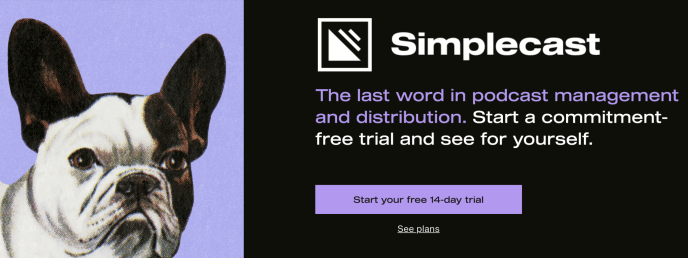 Simplecast Banner