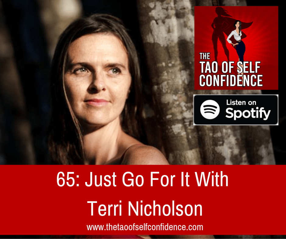 Just Go For It With Terri Nicholson
