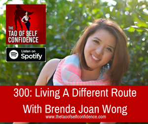 Living A Different Route With Brenda Joan Wong