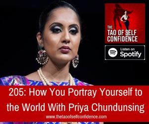 How You Portray Yourself to the World With Priya Chundunsing
