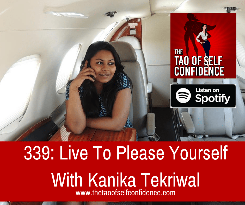 Live To Please Yourself With Kanika Tekriwal