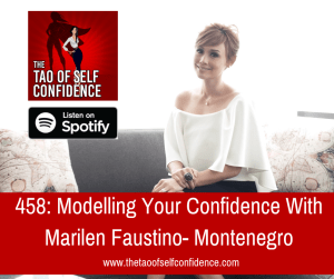 Modelling Your Confidence With Marilen Faustino- Montenegro