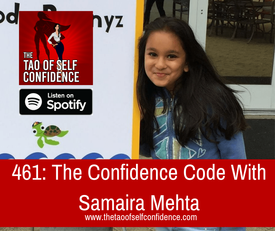 The Confidence Code With Samaira Mehta