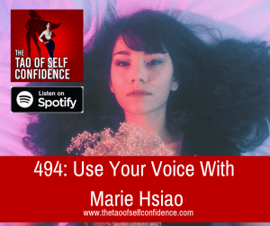 Use Your Voice With Marie Hsiao