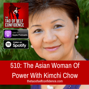 The Asian Woman Of Power With Kimchi Chow