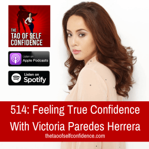 Feeling True Confidence With Victoria Paredes Herrera