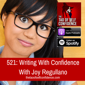 Writing With Confidence With Joy Regullano