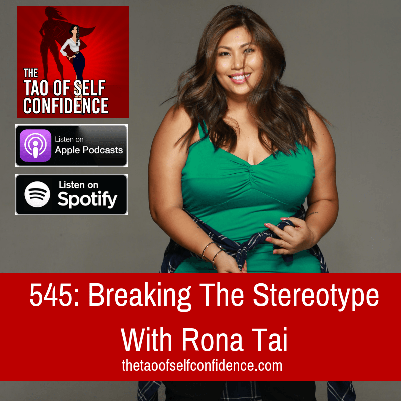 Breaking The Stereotype With Rona Tai