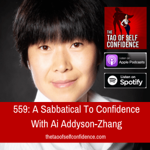 A Sabbatical To Confidence With Ai Addyson-Zhang