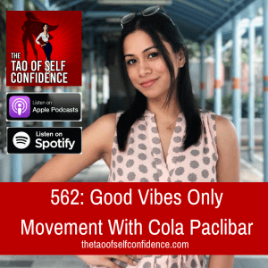 Good Vibes Only Movement With Cola Paclibar