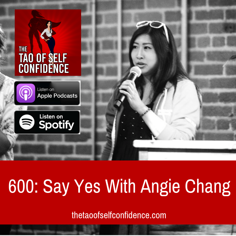 Say Yes With Angie Chang