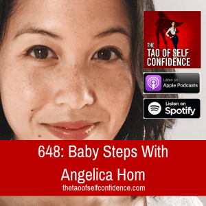 Baby Steps With Angelica Hom