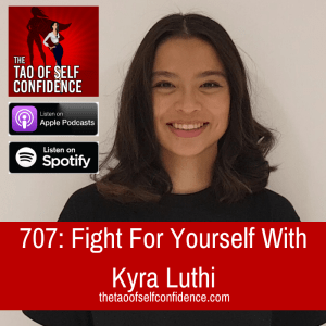 Fight For Yourself With Kyra Luthi