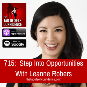 Step Into Opportunities With Leanne Robers