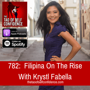 Filipina On The Rise With Krystl Fabella