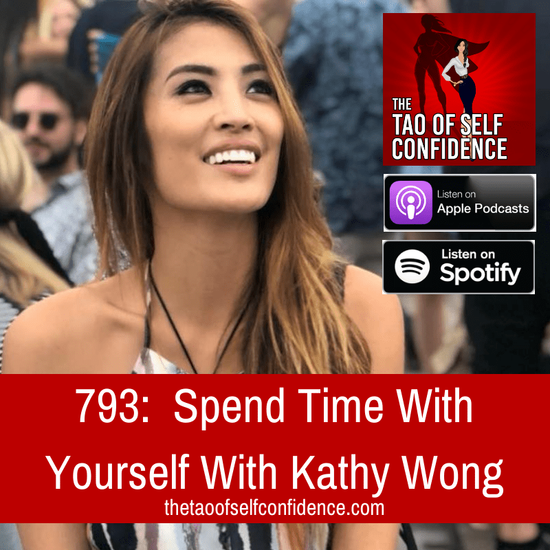 Spend Time With Yourself With Kathy Wong