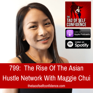 The Rise Of The Asian Hustle Network With Maggie Chui