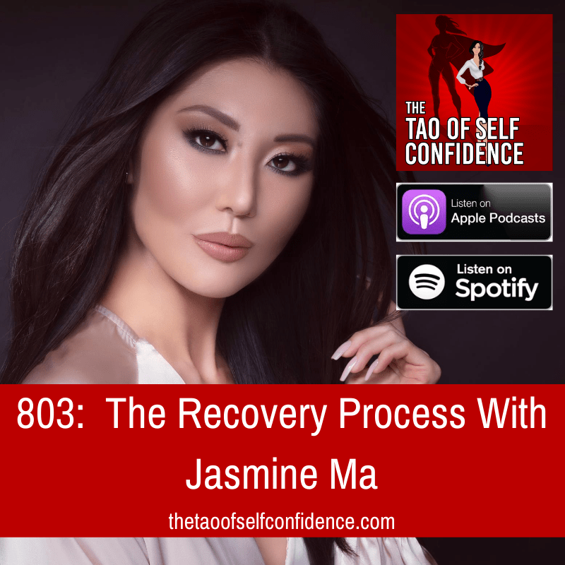 The Recovery Process With Jasmine Ma