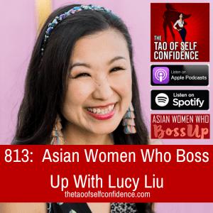 Asian Women Who Boss Up With Lucy Liu