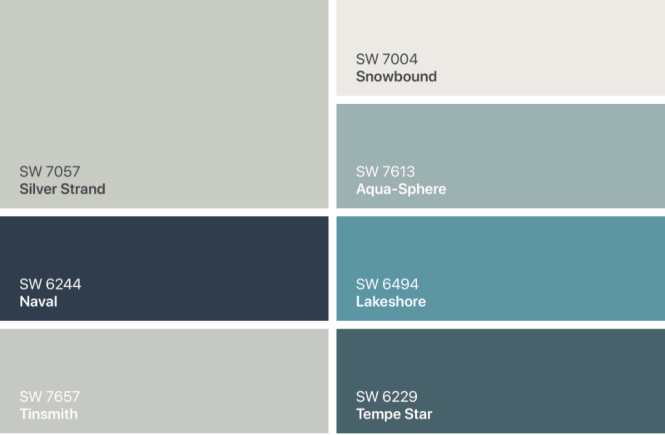 Beach House Color Scheme Archives Thetarnishedjewelblog