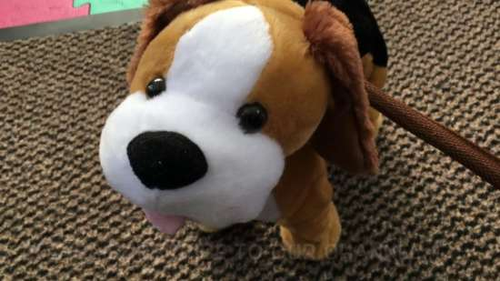 Walking Dog Toy