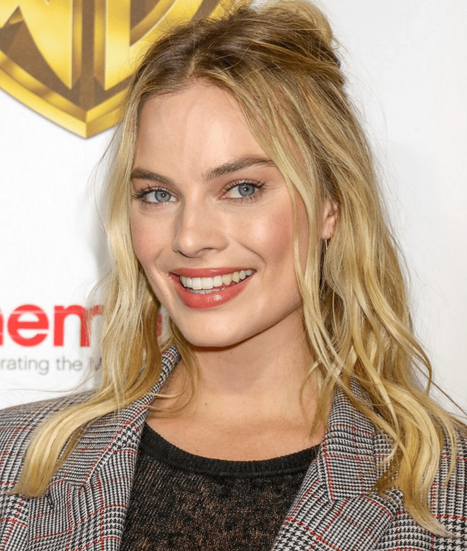 Margot Robbie at Cinemacon
