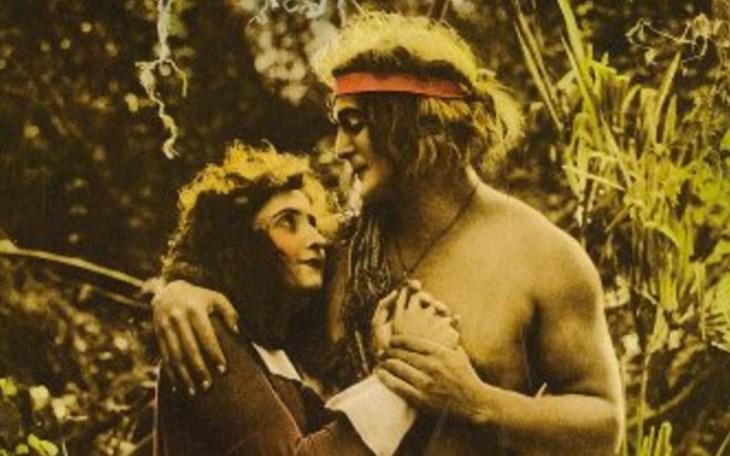 Tarzan of the Apes 1918.
