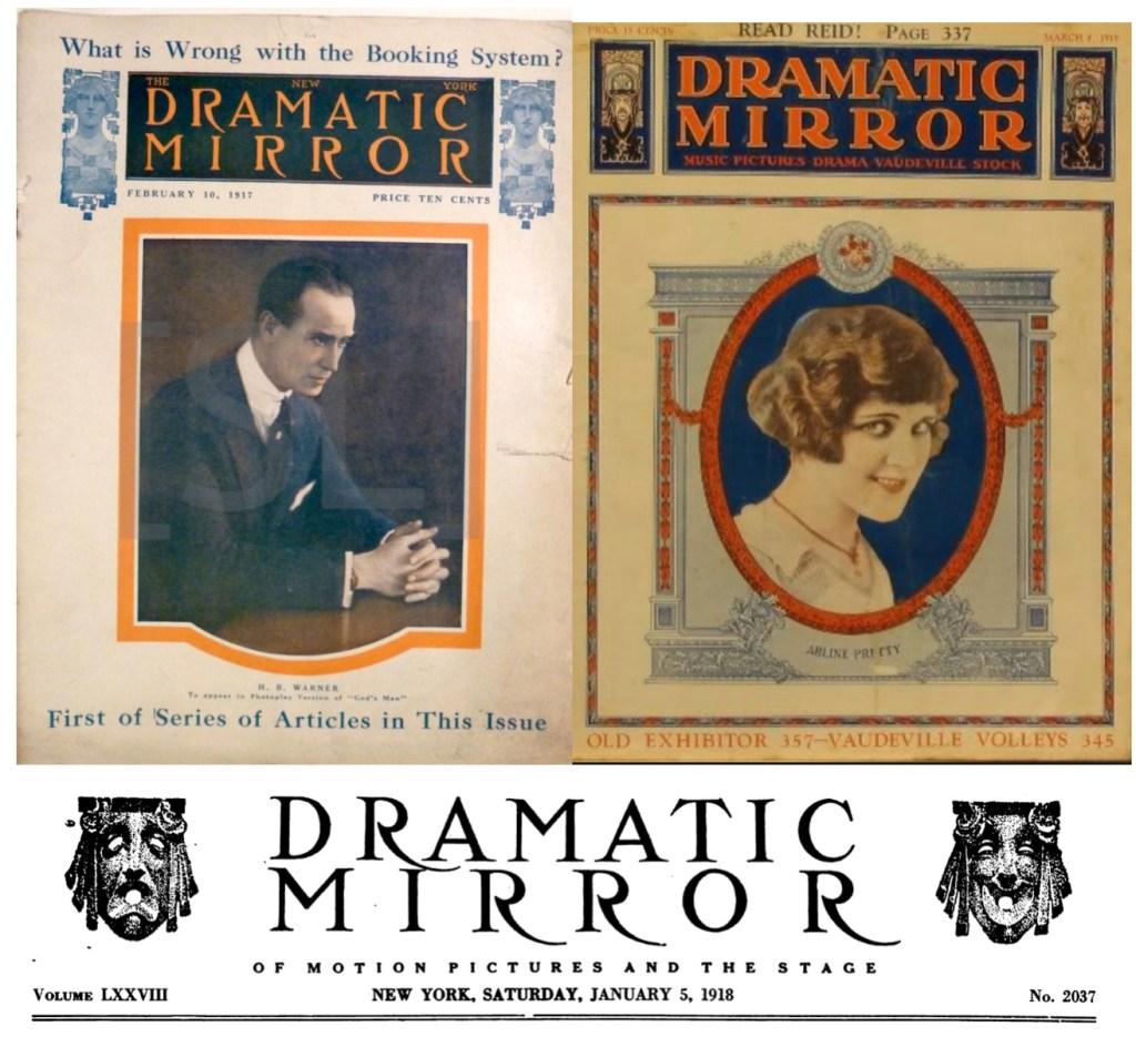 DRamatic Mirror