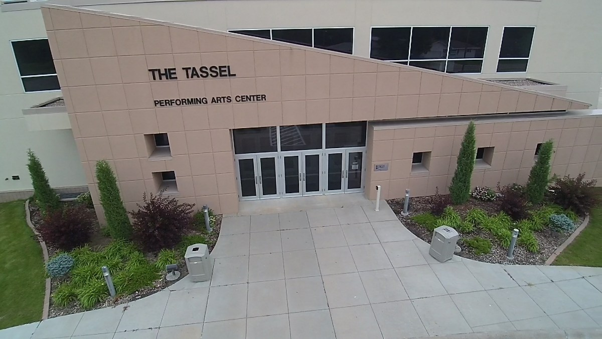 The Tassel - Phelps COunty Center for the Performing Arts