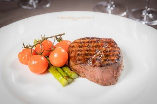 Beef Fillet from the Josper Grill The Westin